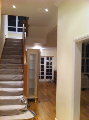 House Renovation West Hampstead NW6