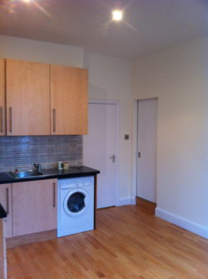 Converting Studio Flat to 1 Bedroom Flat West Hampstead NW6