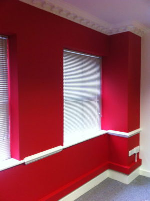 Office Painting & Decorating Mayfair W1C