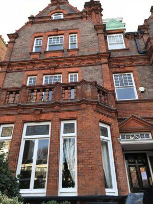 Exterior Renovations - Restoring & Painting Windows, Brickwork, Swiss Cottage, NW3