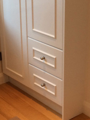 Carpentry, Built-in Cabinet