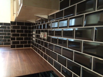 Kitchen Wall Tiling, Colindale, NW9